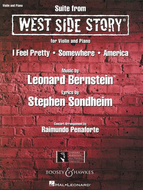 Suite from 'West Side Story' image
